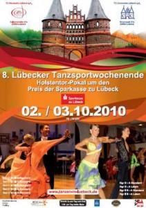 Lübecker Tanzsportwochenende; Bild: tanzen-in-luebeck.de
