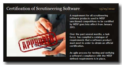 WDSF-Software-Approval
